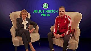 Marozsan, Huth und Laudehr werben für Julius Hirsch Preis
