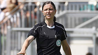 Susann Kunkel pfeift DFB-Pokalfinale in Köln