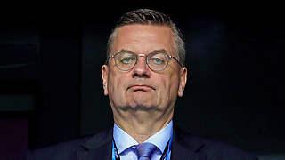 Reinhard Grindel tritt von internationalen Ämtern zurück