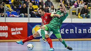 DFB-Team spielt erneut 2:2 gegen Österreich