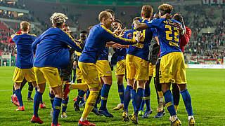 Das erste Mal: RB Leipzig im Pokalhalbfinale