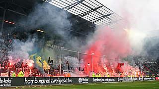 100.000 Euro Geldstrafe für St. Pauli