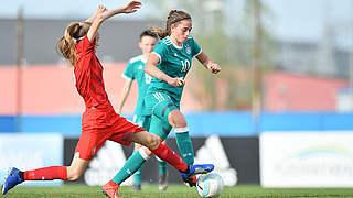 Macht Spaß: U 15-Juniorinnen mit zweitem Sieg in Tschechien