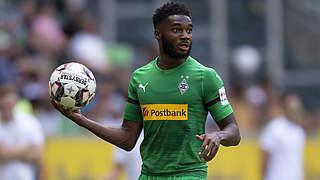 Drei Spiele Sperre und 1500 Euro Geldstrafe für Gladbachs Egbo