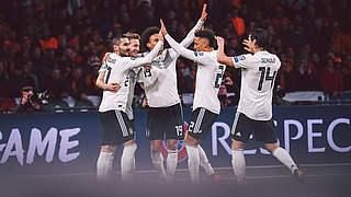 DFB-Team erhält für EM-Quali 2020 leistungsbezogene Prämien
