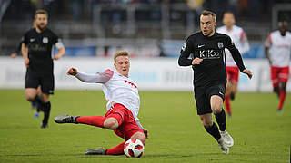 1:1 gegen Meppen: Köln bleibt Vorletzter