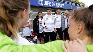 Zweites Duell: Die Startelf gegen Frankreich