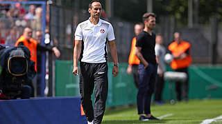 FCK-Trainer Marco Laping: Wir wurden schon abgeschrieben