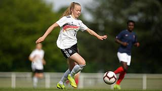 U 16 gewinnt erneut gegen Frankreich