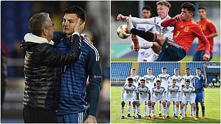 EM: U 17 zum Abschluss gegen Österreich