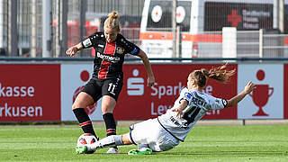 Leverkusens Uebach: Zehrt an den Nerven