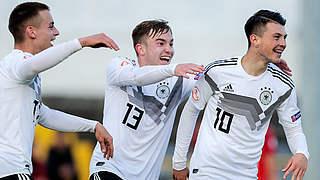 3:1 gegen Österreich zum EM-Abschluss