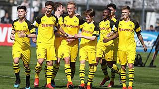 Meister BVB erneut vor Einzug in Endrunde