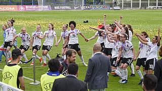 Feiern in Bulgarien, Empfang in Dortmund