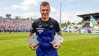 Spieler und Trainer der Saison: Pourié und Thioune ausgezeichnet