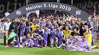 VfL Osnabrück: Meisterfeier mit mehr als 15.000 Fans