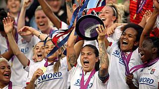 Marozsan führt Lyon zum nächsten Champions-League-Titel