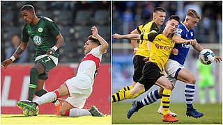 A-Junioren-Halbfinale: Beide Rückspiele live auf Sport1