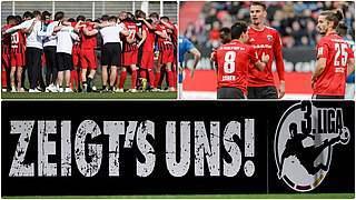 Zweitliga-Relegation: Wehen Wiesbaden gegen Ingolstadt