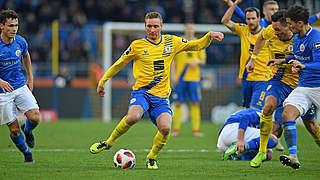 Zwei Spiele Sperre für Braunschweigs Menz