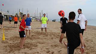 KOMM MIT: Fußballhelden-Bildungsreise beginnt