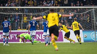 Dortmund zum neunten Mal im Finale