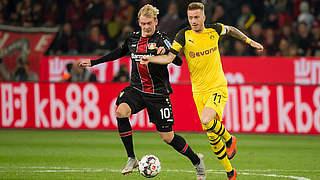 Nationalspieler Brandt wechselt zum BVB
