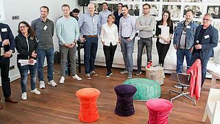 DFB-Akademie bringt Teammanager der Vereine und DFB-Teams zusammen