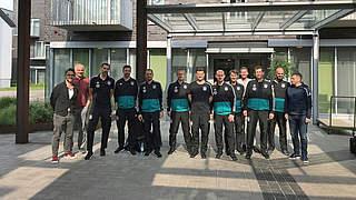 Saisonrückblick: Trainertagung in Kamen
