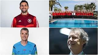 Loosveld, Marrucci und Kircher bei den Fußballhelden