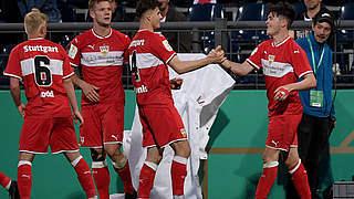 VfB-Pokalheld Egloff: Gänsehaut pur