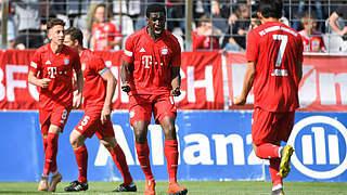 Bayern München II zurück in der 3. Liga