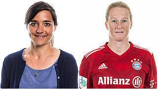 Sabine Loderer und Melanie Behringer komplettieren U 17-Trainerteam