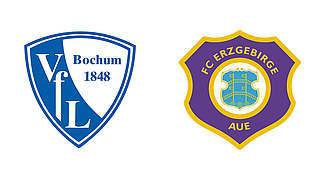 Geldstrafen für Aue und Bochum