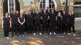 Torwarttrainerausbildung: UEFA Study Group in Schöneck