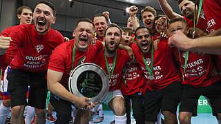 TSV Weilimdorf ist Deutscher Futsal-Meister