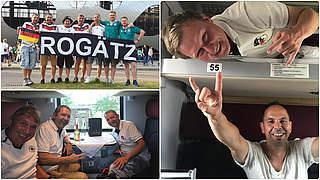 Rail Trip: In 24 Stunden nach Minsk