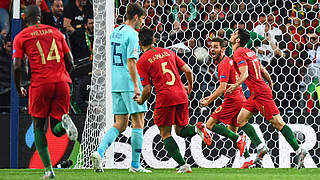 Portugal gewinnt Nations League