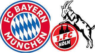 Geldstrafen für den FC Bayern München und den 1. FC Köln