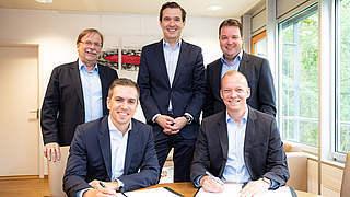 DFB gründet EURO GmbH: Lahm und Stenger Geschäftsführer