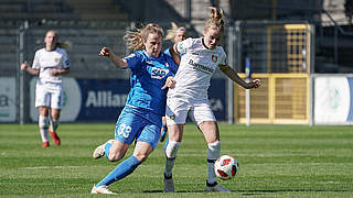 U 19-Nationalspielerin Lena Uebach verlängert in Leverkusen