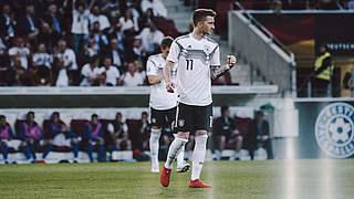 Reus ist Spieler des Estland-Spiels