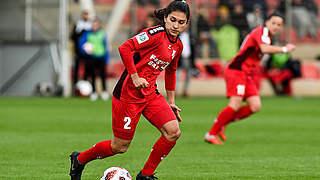 1. FFC Frankfurt holt Brasilianerin Santos