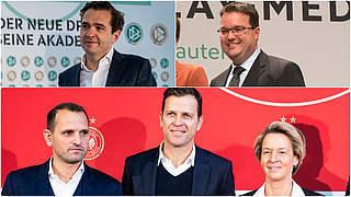 DFB-Delegation reist zum Südafrika-Spiel