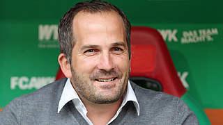Manuel Baum wird neuer U 20-Trainer