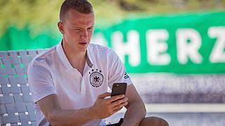 Fans fragen, Lukas Klostermann antwortet