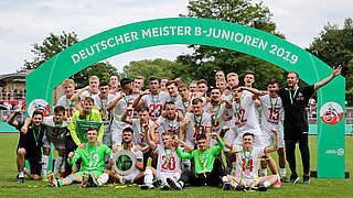 1. FC Köln zum dritten Mal Deutscher Meister