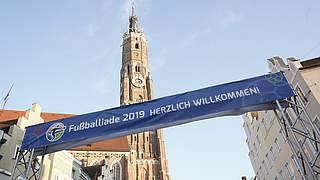 DFB-Kulturstiftung unterstützt Fußballiade