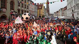 Fußballiade in Landshut stellt Rekorde auf