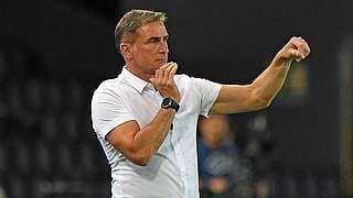 Unangenehmer Gegner im Halbfinale: Kuntz warnt vor Rumänien